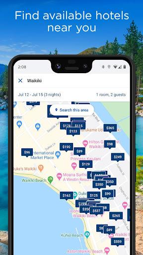 Travelocity Hotels & Flights 20.37.0 screenshots 8