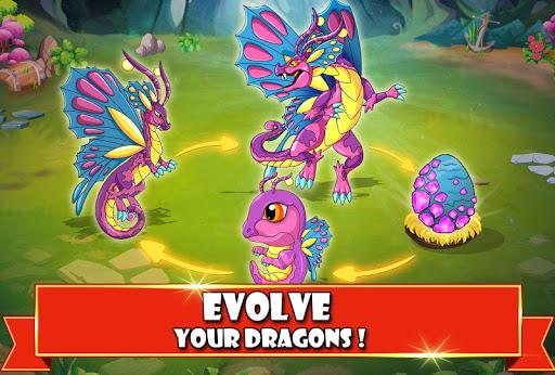 Dragon Battle  captures d'u00e9cran 10