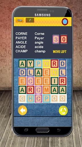 Wassla Crosswords Puzzle