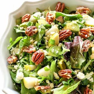 Roquefort Pear Salad.