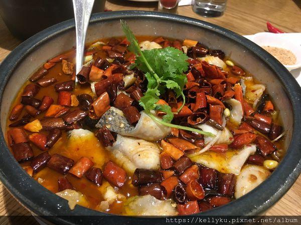 開飯川食堂 南紡店台南東區— 精緻適合家族聚餐的川菜料理