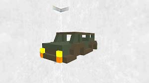 軍用車 1型 (アプデ記念 再投稿)