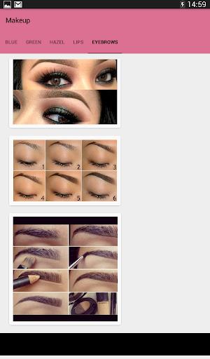 Makeup screenshot 16