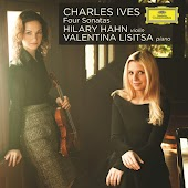 Ives: Sonata for Violin and Piano No.3 - 2. Allegro