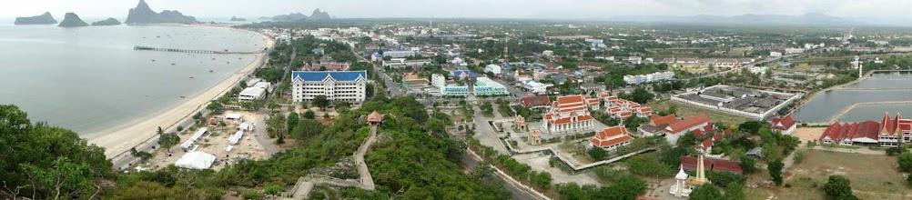 Photo: Panoramic Photo Prachuap Khiri Khan