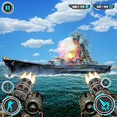 WW3 Air Battleship Shooting Survival Sea Shooter