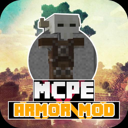 More +Armor MOD for MCPE
