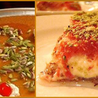 Lebanese Desserts Recipes
