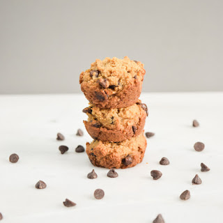 Vegan Mini Chocolate Chip Cookie Bites
