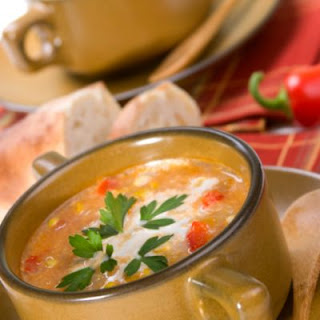 Chicken Corn Chowder Soup Crock Pot Recipes.
