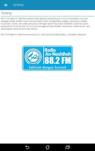 Radio An-Nashihah- screenshot thumbnail