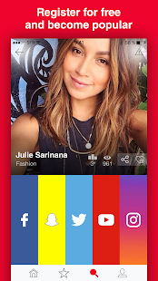 SocialMe - Followers & Likes- screenshot thumbnail
