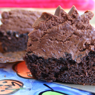 Toffee Milk Chocolate Cupcake with Chocolate Frosting Recipe