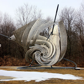 Spiral by Janet Smothers - Buildings & Architecture Statues & Monuments (  )