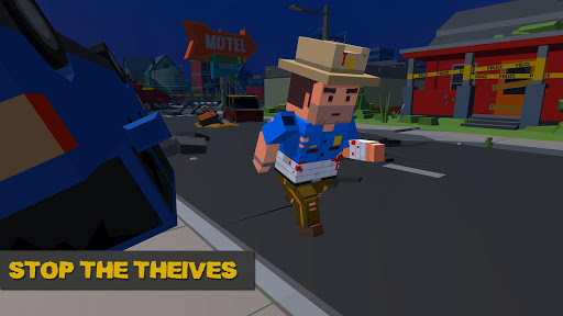 Thieves vs Snipers - The Real Heist apkmind screenshots 11