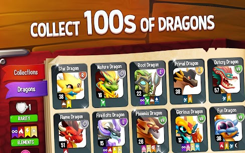 Dragon City MOD APK 10.6.1 [One Hit] 9