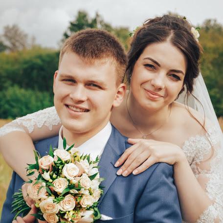 Wedding photographer Darya Kapitanova (kapitanovafoto). Photo of 08.10.2017