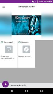 bluesrock-radio - náhled