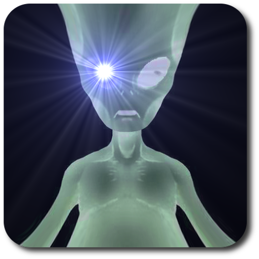 Alien Camera X-ray Vision