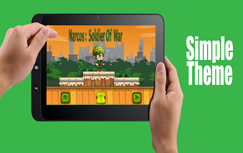 Adventures of Narcoѕ: Soldier Of War - náhled