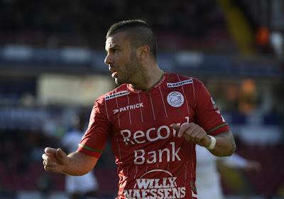 Alessandro Cordaro wil graag zijn carrière afsluiten bij La Louvière