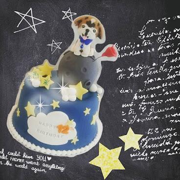 3D寵物蛋糕♡童話/卡通自訂款