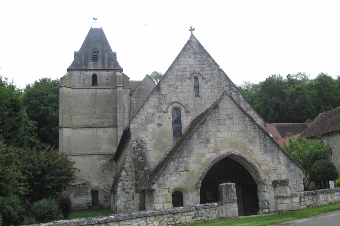 Kerkje Saint-Remy in Roberval