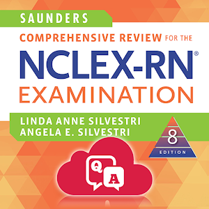 Saunders Comprehensive Review for NCLEX RN 4.0.2 by Skyscape Medpresso Inc logo