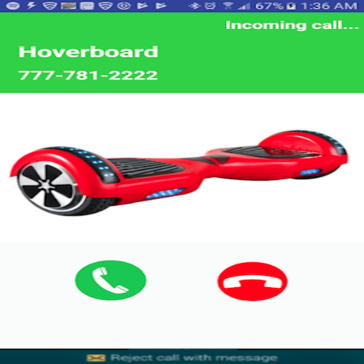 Hoverboard Prank Call