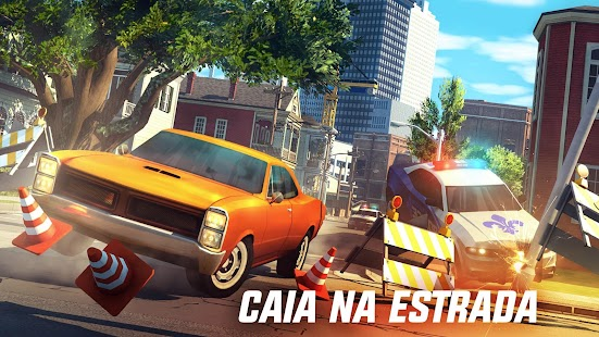 Gangstar New Orleans Android screenshot