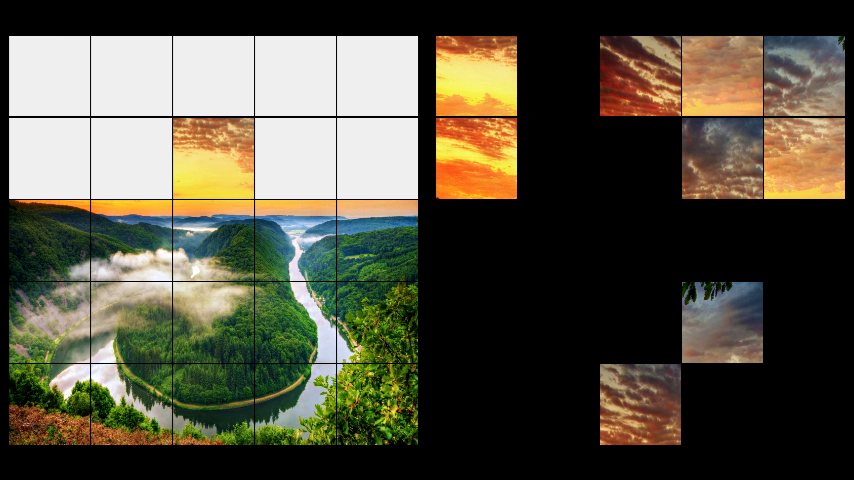 android Fluss LWP + Puzzle Screenshot 2