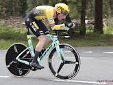 Jos van Emden is voor tweede keer Nederlands kampioen tijdrijden