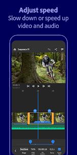 Adobe Premiere Rush MOD APK 3
