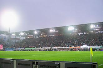 Photo: 12/12/10 v Borussia Monchengladbach (Bundesliga Premier Div) 3-0 - contributed by Gary Spooner