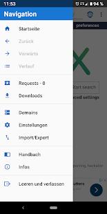 Privacy Browser Free Screenshot