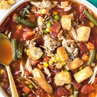 Maryland Crab Soup.