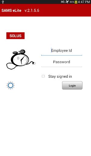SAMS eLite screenshot 9