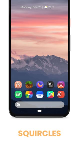 KAAIP - The Adaptive, Material Icon Pack Screenshot Image