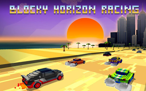 Horizon Blocky Racing 1.01 screenshots 1