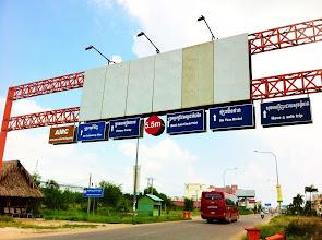 Photo: Headed to the Cambodia-Vietnam border.