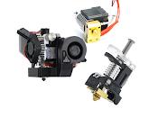 Fully Assembled 3D Printer Hotends