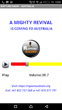 Rapture Radio Australia screenshot thumbnail