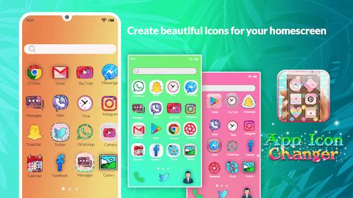 App Icon Changer screenshots 1