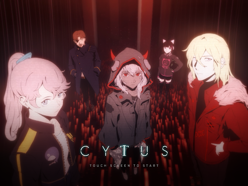 Cytus II apktram screenshots 8