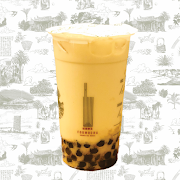 Mango Flavoured Milk Tea