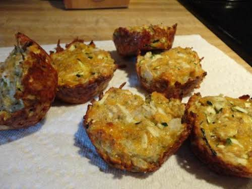 "Zucchini Tots ""I'm so glad I came across these Zucchini Tots! Quick,..."