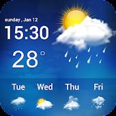 Tải Free Live Weather APK