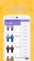 Skins for Minecraft PE 2 - screenshot thumbnail 03