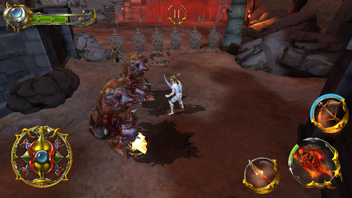 Mahabharata - Legend of Abhimanyu 3.14 screenshots 3