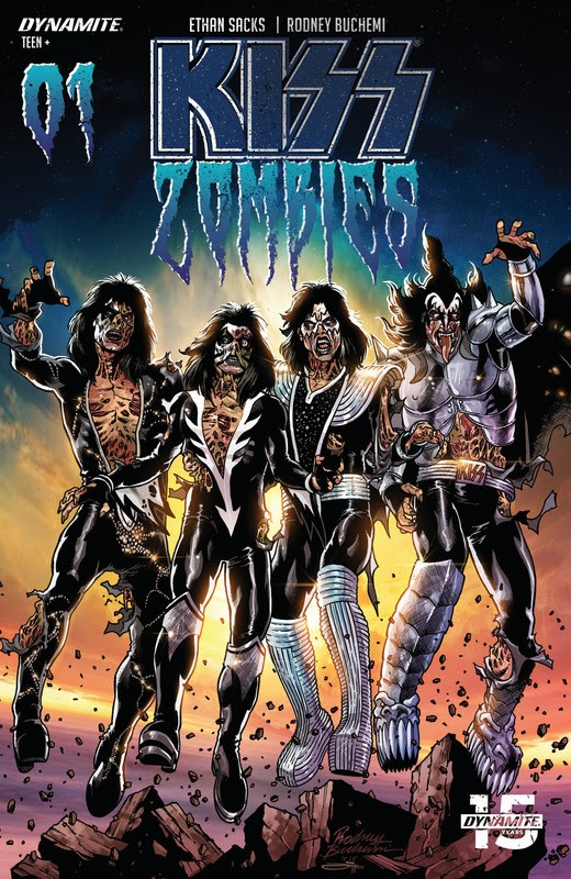 KISS: Zombies (2019) - complete